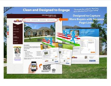 Clean and Designed to Engage