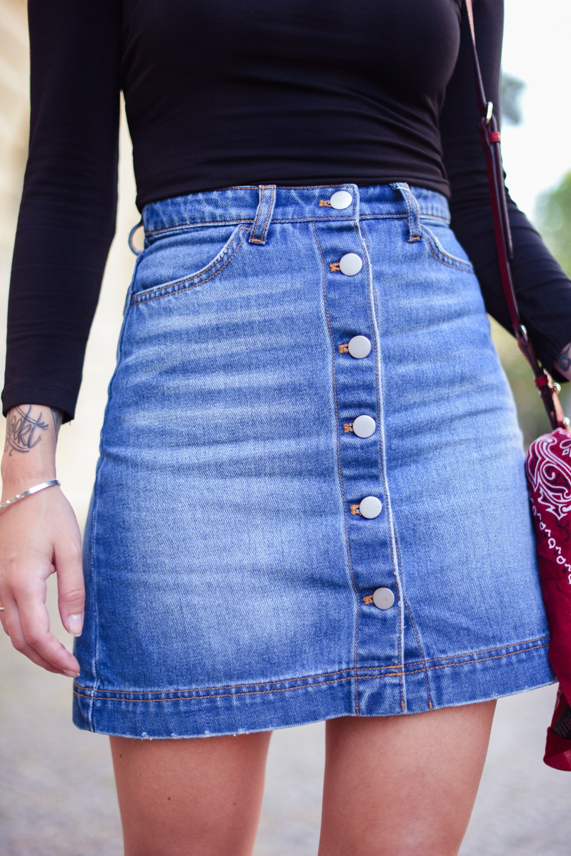 Denim_Skirt_and_Red_8