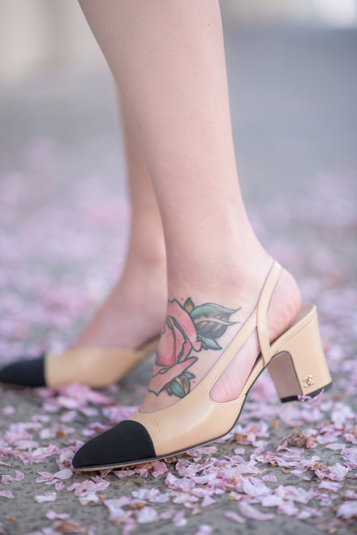 Chanel_Slingback_Pumps_Outfit_9