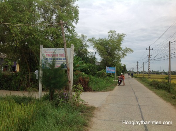 duong ve lang thanh tien