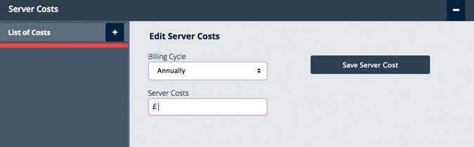 server-costs