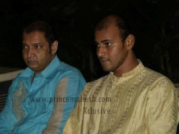 Picture about Prince Mahesh Babu - Bald headed, and undergone hair transplant