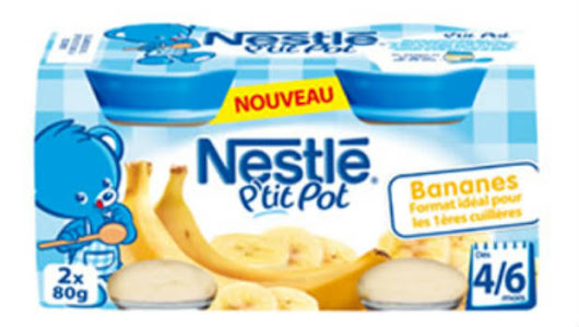 Picture about Nestle-Gerber Baby Food Return Warning