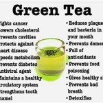 Picture about Green Tea Very Healthy