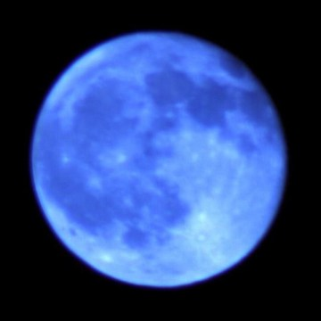 Picture: Catch Rare Blue Moon on this Friday 31st of August, 2012
