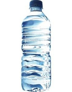 Picture about Reuse of Plastic Water Bottles Cancerous