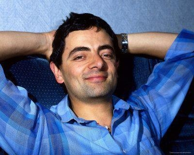 Picture about Mr. Bean, Rowan Atkinson once Saved a Plane-load of Passengers
