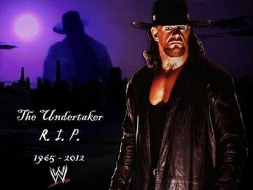 Picture about Undertaker of World Wrestling Entertainment Died in a Neck Injury