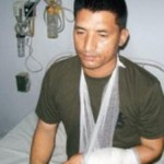 Picture of Indian Gurkha Soldier fought 40 Armed Bandits Alone and Saved a Girl