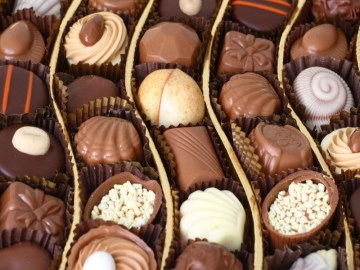 Picture about Eating Chocolate Makes You Live Longer