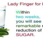 Picture about Okra (lady's finger) Juice can Cure Diabetes