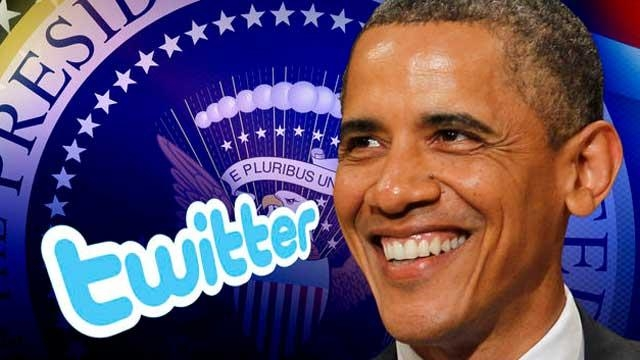 Picture: Barack Obama has More than 19.5m Fake Twitter Followers