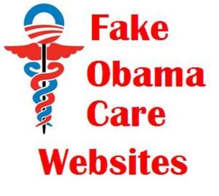 Be Careful with Fake Obamacare Websites