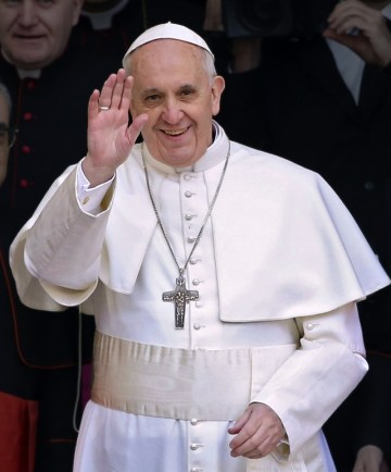 Picture about Pope Francis Declares All Religions are True