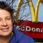 Picture about Hamburger Chef Jamie Oliver Proves McDonalds Meat has Ammonium Hydroxide