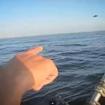 Picture about UFO Caught on Camera by Spanish Fisherman