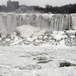 Niagara Falls Frozen in 2014, Pictures