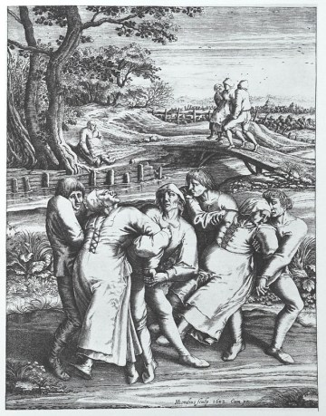 Picture: During Dancing Plague of 1518, Several People Danced Themselves to Death