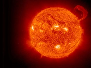 Picture about NASA Recorded Om Sound from Sun