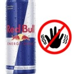 Picture Warning Drinking Red Bull is Equivalent to Slow Death