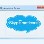 Picture about Extended Skype Emoticons Extension - Virus