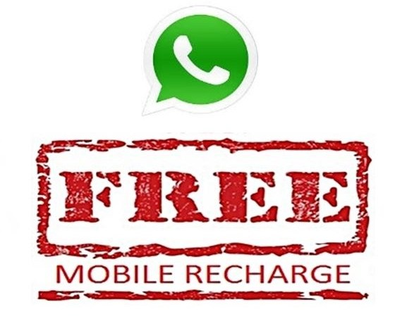 Share Message on WhatsApp Groups to Get Free Mobile Internet Recharge: Hoax