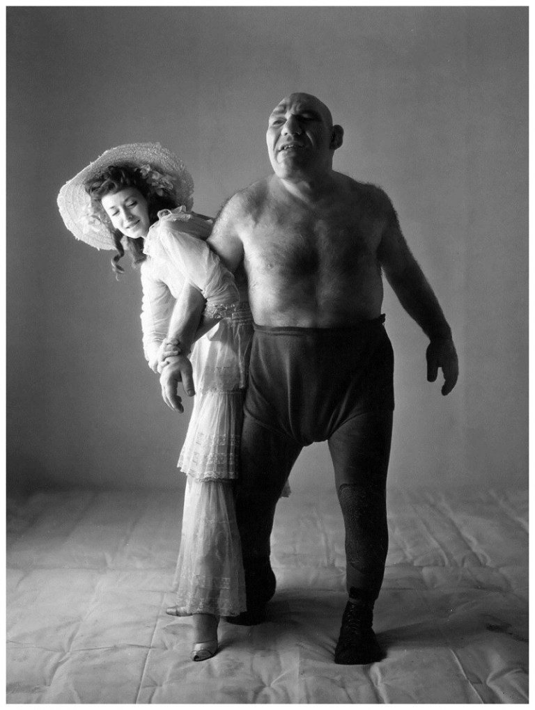 Picture of Maurice Tillet, The French Angel
