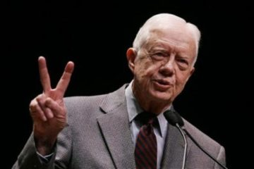 Picture of Jimmy Carter Announced Medical Marijuana Cured his Cancer