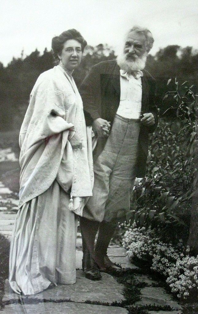 Image result for graham bell and margaret hello