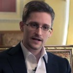 Picture Suggesting Edward Snowden Reveals Global Warming is a Hoax Created by CIA