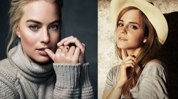 Picture about Margot Robbie and Emma Watson Doing Brokeback Mountain 2 Lesbian Movie