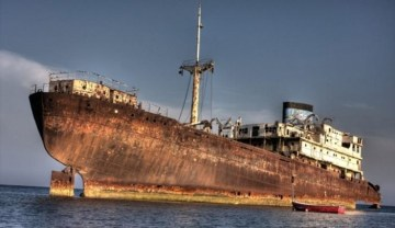 Picture about Ship Reappears 90 Years After Going Missing in Bermuda Triangle
