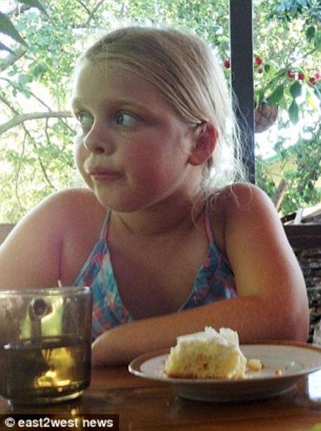 Picture of Russian Orphaned Girl Maria Chelysheva