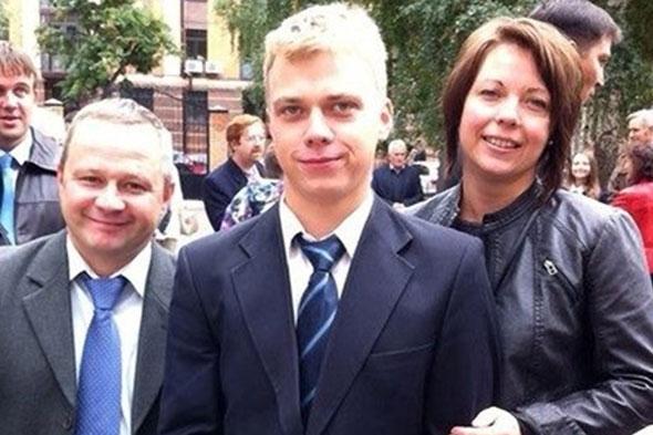 Picture of Family of Maria Chelysheva