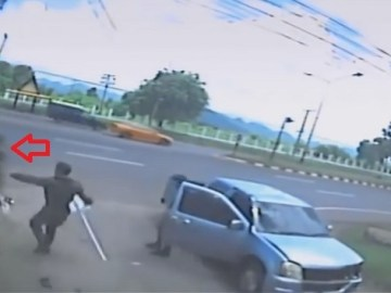 Picture about Woman's 'Soul' Leaving her Body after Fatal Bike Crash, Video