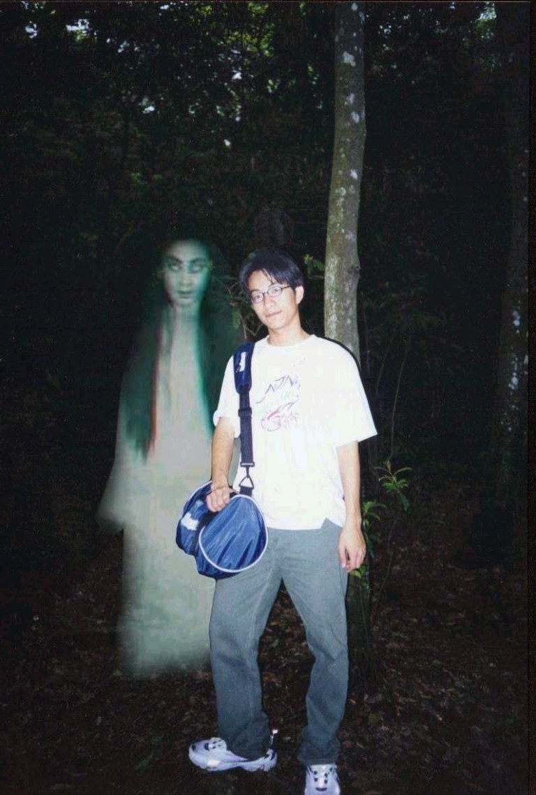 Image About Forward Story Of Ghost Woman In Picture Of Sundarbans