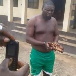 Picture Suggesting Cannibalism Exposed, 2 Men in Uganda Caught Boiling and Eating Human Meat