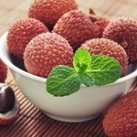 Picture Suggesting Eating Lychee is Directly Linked to Brain Failure & Coma