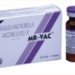 Picture Suggesting MR-VAC Smallpox Injection is Slow Poison for Children, Banned in Many Countries