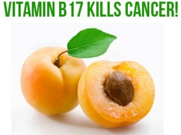 Picture Suggesting 'Vitamin B17' Can Cure Cancer, Pharma Conspiring Against It