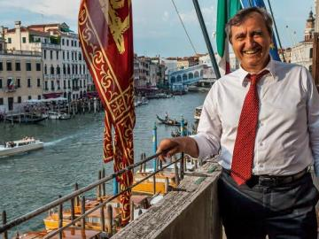 Picture: Anyone Who Shouts 'Allahu Akbar' in Venice Will be Shot, Mayor Warns