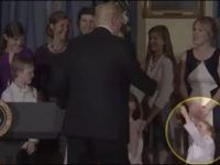 Picture about Donald Trump Ignored a Disabled Child Trying to Shake His Hand
