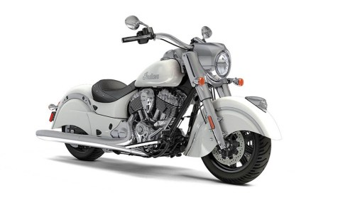 Picture of Indian Chief Classic Cruiser Motorcycle