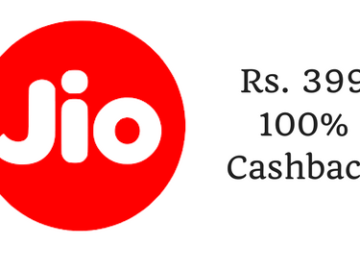 Picture about Jio Free 399Rs. Recharge Anniversary Offer