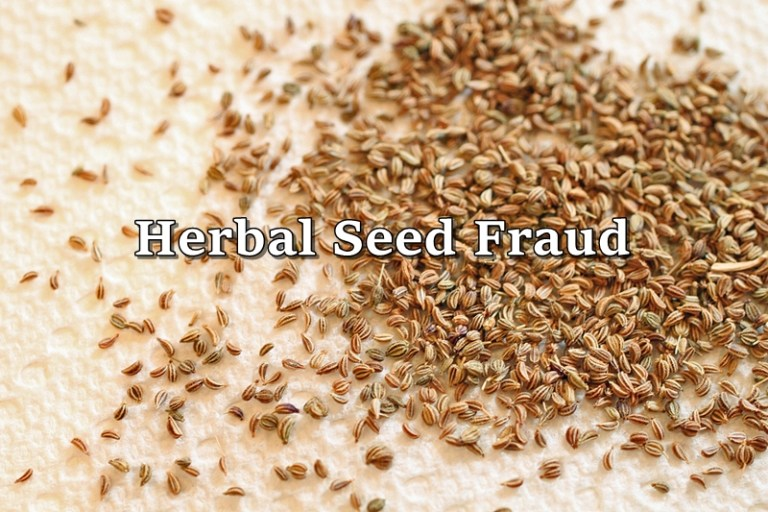 Illustrative image: Beware of Herbal Seed Fraud by International Gangs
