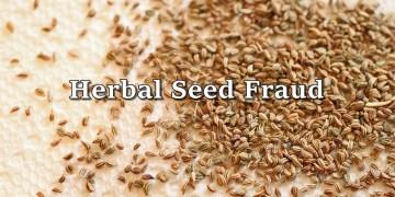 Illustrative image: Beware of Herbal Seed Fraud by International Gangs