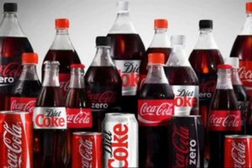 Image of Coca Cola Drinks