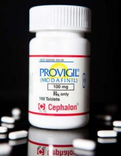 Image of Provigil Modafinil Pills