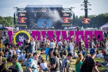 Image about Terrorist Drove Van Into Crowd at PinkPop Festival