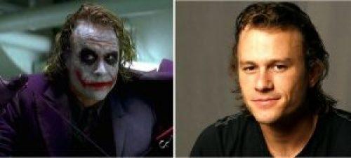 Image of Joker Heath Ledger